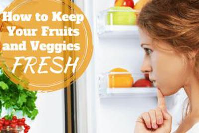 نگهداری میوه و سبزیجات,شیوه نگهداری سبزیجات به مدت طولانی