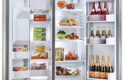 طرز نگهداری مواد غذایی درون یخچال, بهترین مکان نگهداری مواد غذایی درون یخچال