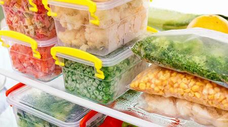 قوانین انجماد کردن مواد غذایی,روش انجماد مواد غذایی