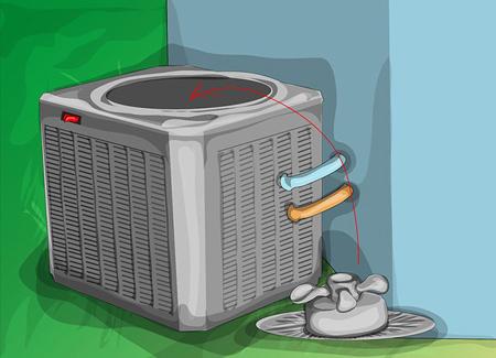 راههای تمیز کردن کولر گازی,عکس های تمیز کردن کولر گازی
