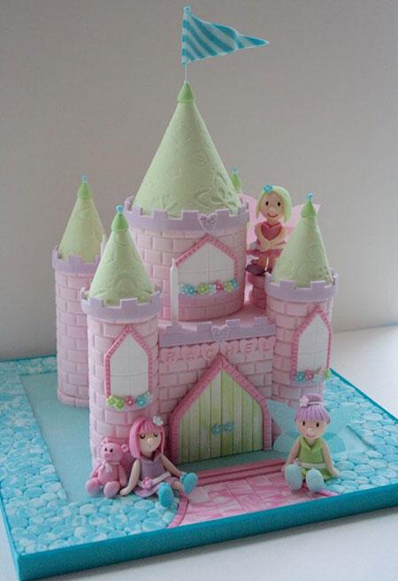 ایده هایی برای تزیین کیک روز دختر, تزیین کیک روز دختر  مدل کیک های روز دختر  جدیدترین کیک های مناسب دختر  کیک های ویژه ی روز دختر  مدل کیک های روز دختر مدل های تزیین کیک روز دختر