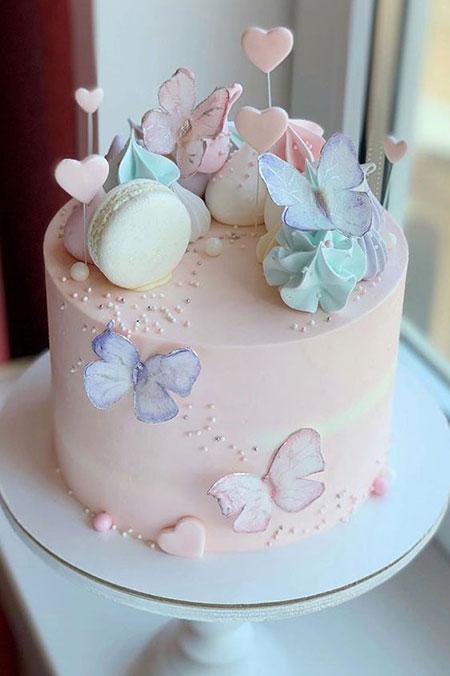 مدل کیک های مناسب روز دختر, ایده برای تزیین کیک روز دختر