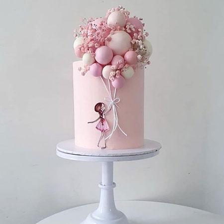 تزیین کیک روز دختر, مدل های کیک روز دختر  مدل کیک های روز دختر  جدیدترین کیک های مناسب دختر  کیک های ویژه ی روز دختر  مدل کیک های روز دختر مدل های تزیین کیک روز دختر