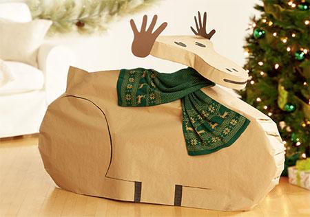 ایده برای تزیین هدایای بزرگ, روش کادو کردن ماشین