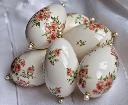 تخم مرغ سفره هفت سین, مدل تخم مرغ سفره هفت سین