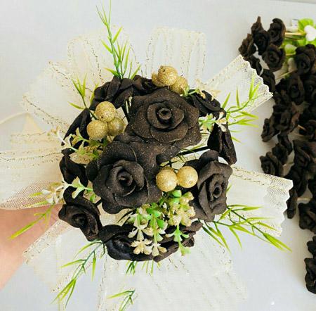 دسته گل حنابندان,انواع دسته گل حنابندان,دسته گلهای حنا