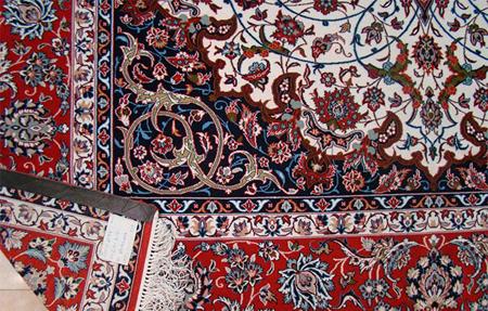 هنگام خرید فرش دستبافت,نکاتی هنگام خرید فرش دستبافت