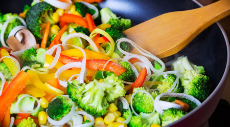 پخت غذاهای سالم,سالم ترین روش پخت غذا