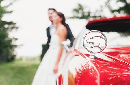 مراسم عروسی,ماشین عروس,تزیین ماشین عروس