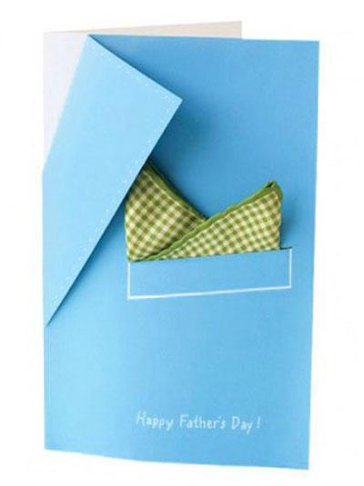 مدل کارت تبریک روز پدر, تزیین کارت تبریک روز پدر