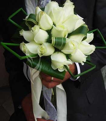 دسته گل عروس 1395 و جدید و زیبا