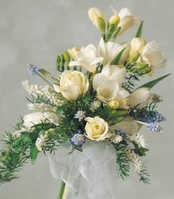 دسته گل عروس 1395 و جدید و شیک