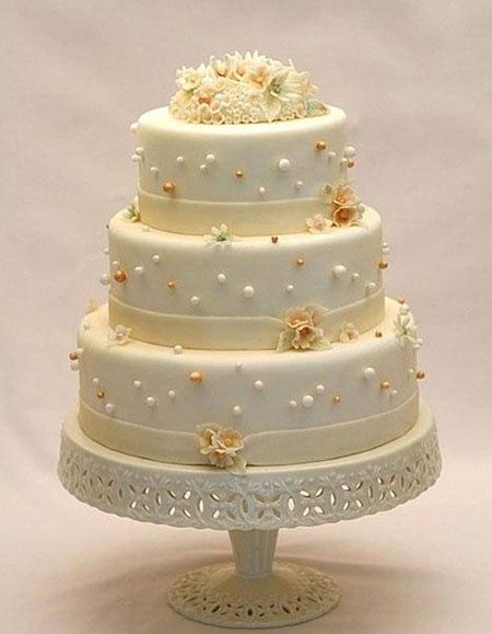 مدل کیک عروسی ۲۰۱۵ چند طبقه