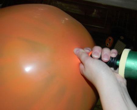 آموزش ساخت بمب سورپرایز جشن تولد,ساخت بمب سورپرایز برای تولد