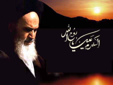 کارت پستال رحلت امام خمینی, تصاویر رحلت امام خمینی
