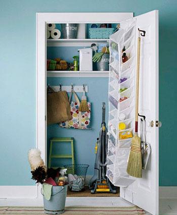 نکاتی برای تمیزکاری, تمیز کاری سریع خانه