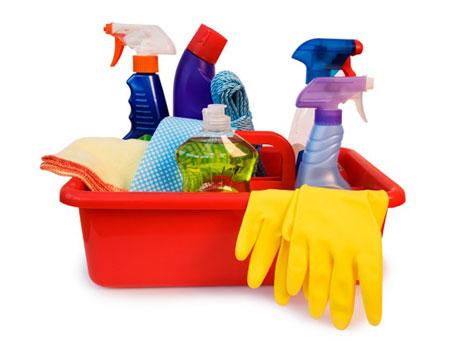 تمیزکاری منزل با تکنیک های سریع,انجام سریع کارهای خانه