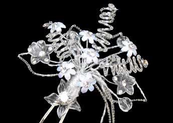 مدل تاج های ژله ای بسیار زیبا برای عروس