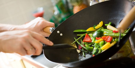 تمیز نگه داشتن آشپزخانه هنگام آشپزی,تمیز نگه داشتن آشپزخانه هنگام آشپزی