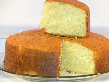 تکنیک های آشپزی,درست کردن کیک خانگی
