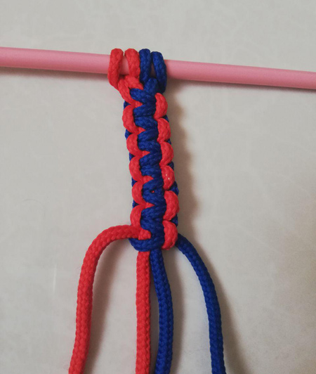 نحوه طناب بافی,طرز بافت انواع گره مکرومه
