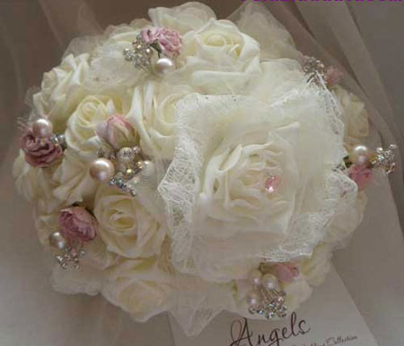 مدل دسته گل عروس, شیک ترین مدل دسته گل عروس
