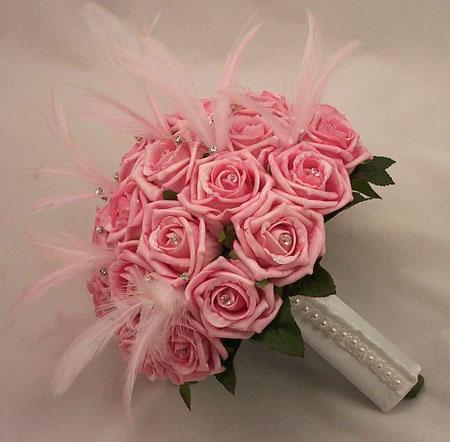 نمونه هایی از دسته گل عروس, تصاویر دسته گل عروس