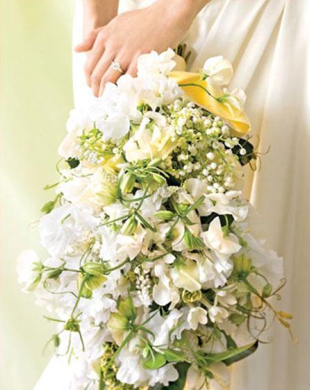 شیک ترین مدل دسته گل عروس,دسته گل عروس
