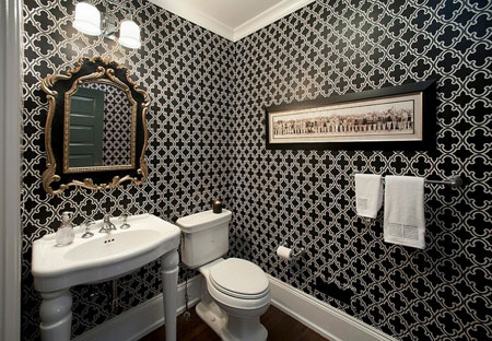 دکوراسیون و دستشویی, شیک ترین دکوراسیون