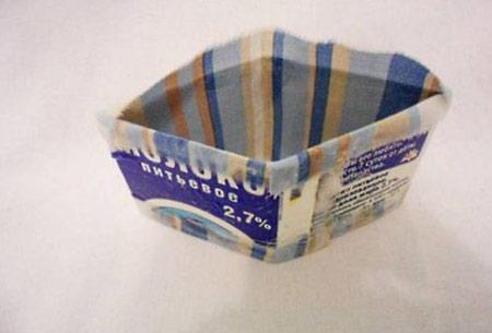 کاربرد جعبه های شیر,آموزش درست کردن جعبه تقسیم