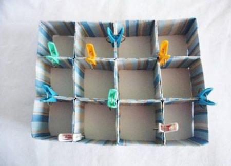 ساخت جعبه با کارتن شیر, کاربرد جعبه های شیر