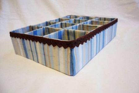 ساخت باکس تقسیم, درست کردن باکس خیاطی