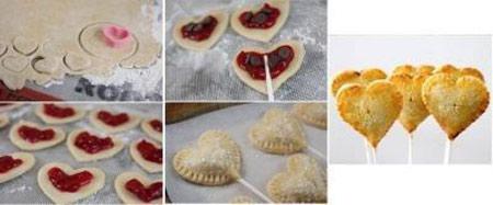 تزیین کیک و شیرینی, تزیینات زیبای شیرینی