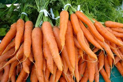 طرز استفاده از هویج های اضافی,نحوه استفاده از هویج های اضافی