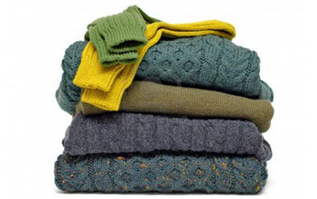شستشو و نگهداری لباس, شستشو و نگهداری انواع لباس