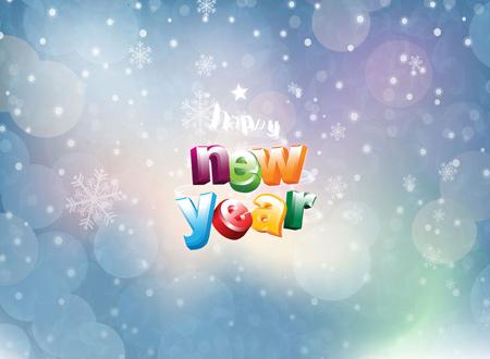 تصاویر آغاز سال نو میلادی, کارت پستال آغاز سال 2016