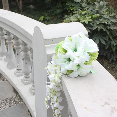 مدل دسته گل عروس,جدیدترین دسته گل عروس