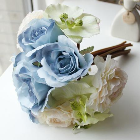 تصاویر مدل دسته گل عروس سال 1396, دسته گل های عروس برای سال 96