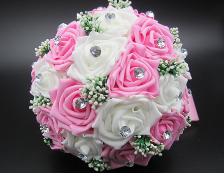دسته گل عروس,دسته گل عروس