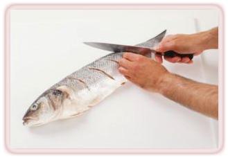 چگونه ماهی تازه را پاك كنیم؟