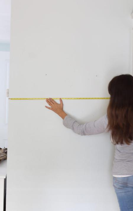 آموزش تصویری تزیین دیوار بدون استفاده از کاغذ دیواری