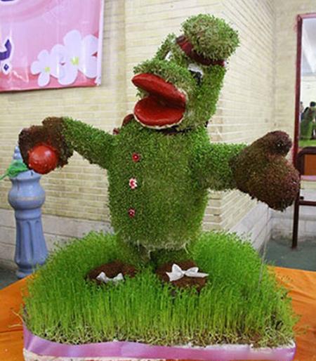 جدیدترین مدل سبزه نوروز, مدل سبزه هفت سین