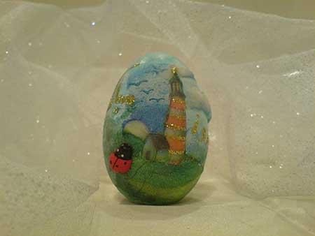 مدل تخم مرغ رنگی عید نوروز, جدیدترین تزیینات تخم مرغ رنگی