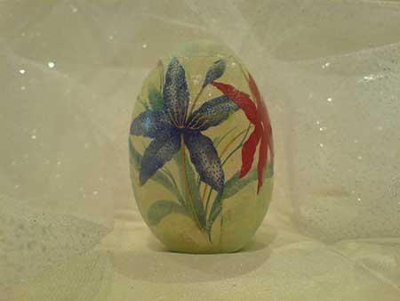 جدیدترین تزیینات تخم مرغ رنگی,نقاشی تخم مرغ هفت سین