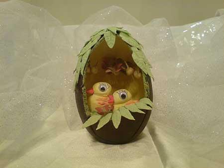 تخم مرغ های عید,تخم مرغ رنگی عید