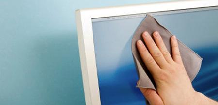 بهترین وصحیح ترین روش های تمیز کردن صفحه نمایش کامپیوتر و لپ تاپ