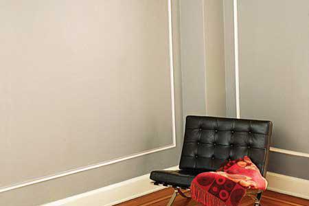 رنگ و نقاشی دیوار,نحوه رنگ آمیزی دیوار
