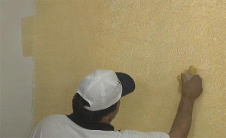 راه و روش رنگ آمیزی خانه,روش های نقاشی خانه
