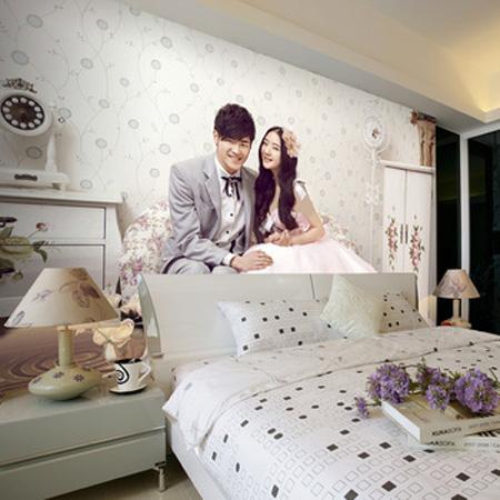 تزیین تخت خواب عروس,تزیین اتاق خواب عروس و داماد