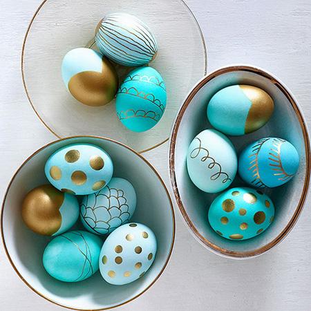 نقاشی تخم مرغ سفره هفت سین1395, تزیین تخم مرغ هفت سین95 با کاغذ و پارچه